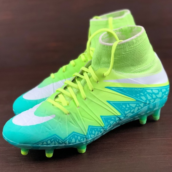 90f78ddb3 Nike Hypervenom Phantom 2 FG Womens Soccer Cleats